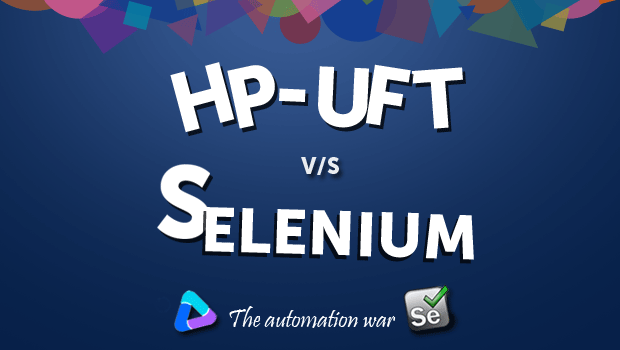 QTP Sucks, Selenium Rocks